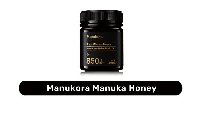 Manukora manuka honey